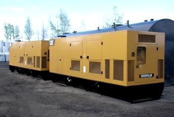 Особенности параллельной работы генераторов